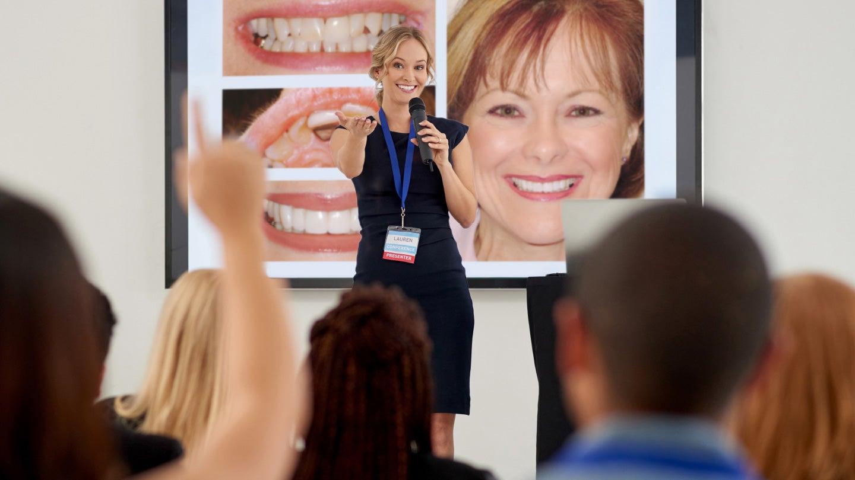 DenMat Dental Education is an American Dental Association (ADA) Continuing Education Recognition Program (CERP)-recognized provider