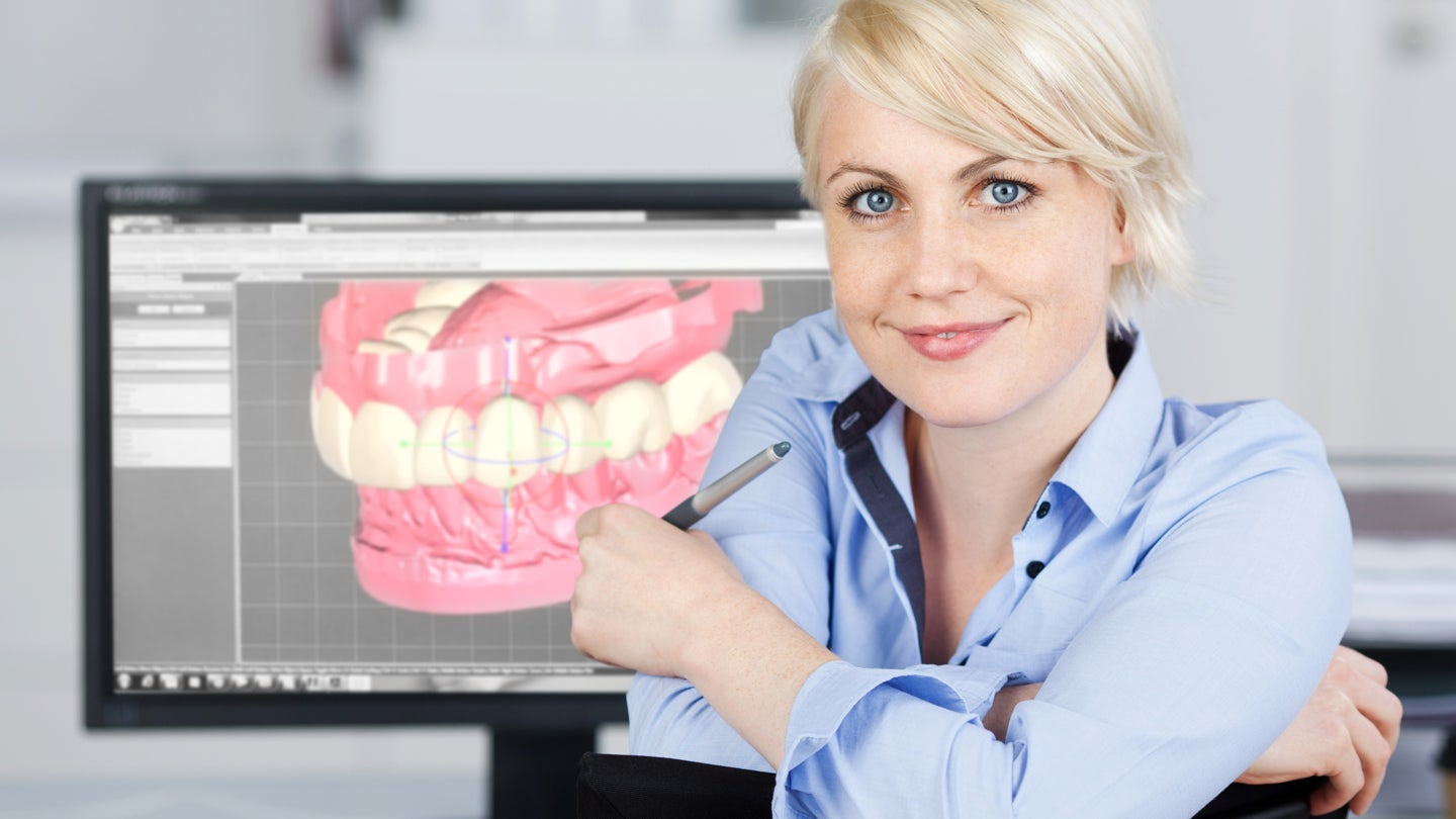 DenMat Dental Lab works seamlessly with a number of digital chairside impressions systems