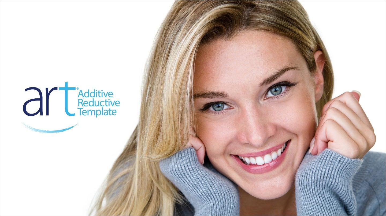 ART is DenMat's smile design program featuring Lumineers®