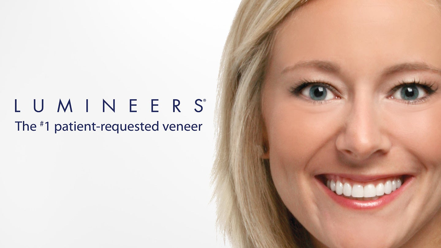 Learn more about the #1 patient-requested veneer system or find a Certified Lumineers® Dentist in your area