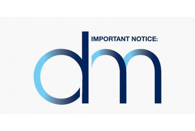 Notice to DenMat Customers: March 20, 2020