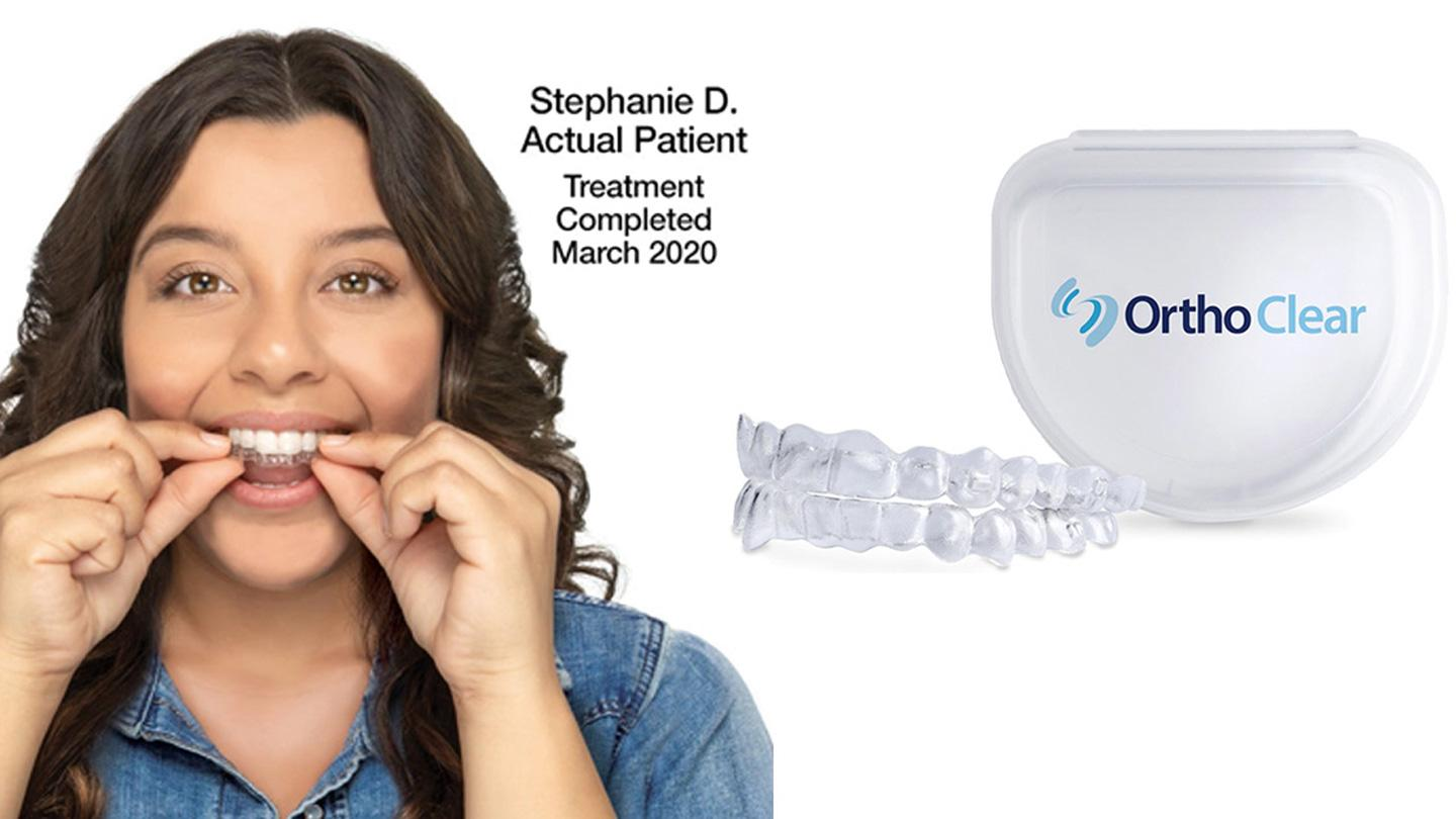 DENMAT RECEIVES FDA 510K AND ENTERS THE ORTHODONTIC CLEAR ALIGNER BUSINESS