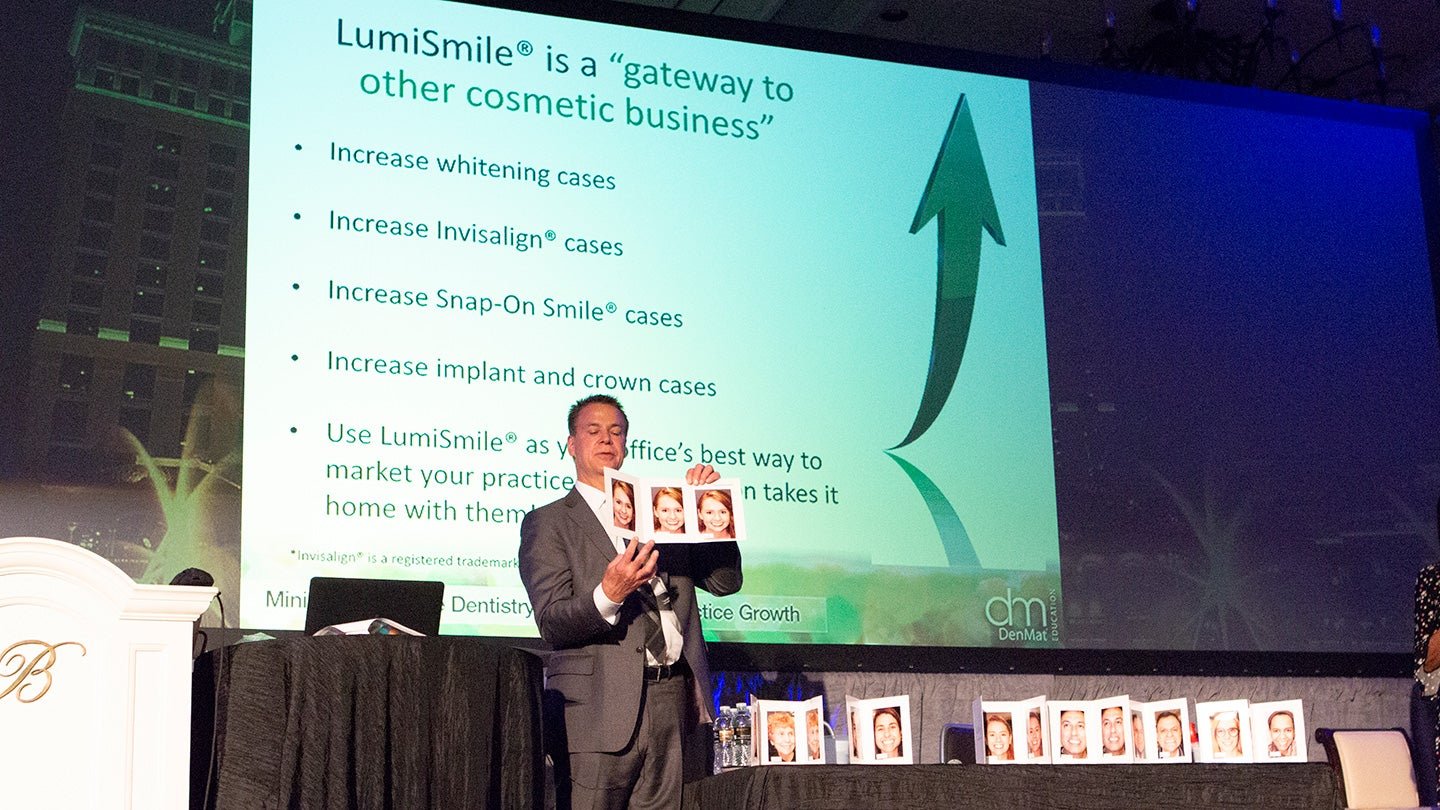 Dr. Peter Harnois Discusses The Smile Discovery Program®