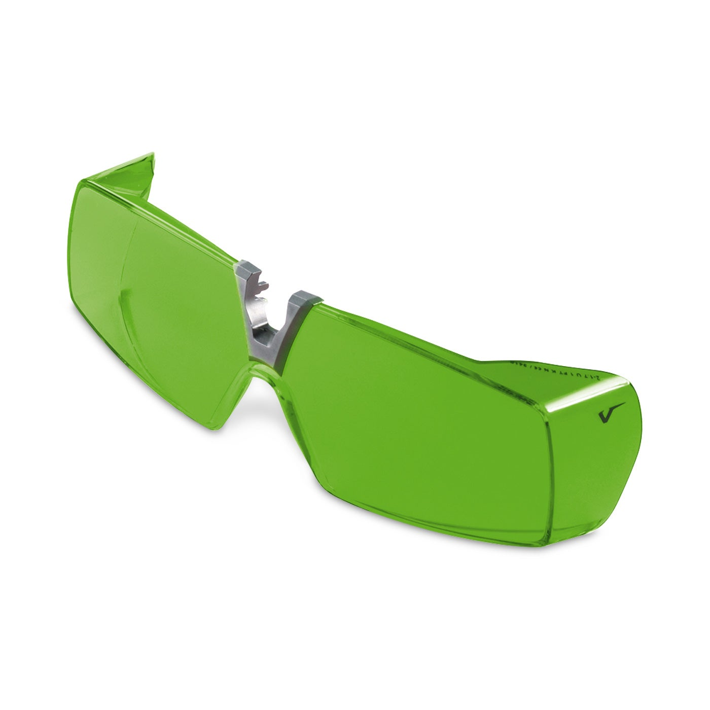 Dental Loupes - Air-X Frame Laser Shield Green