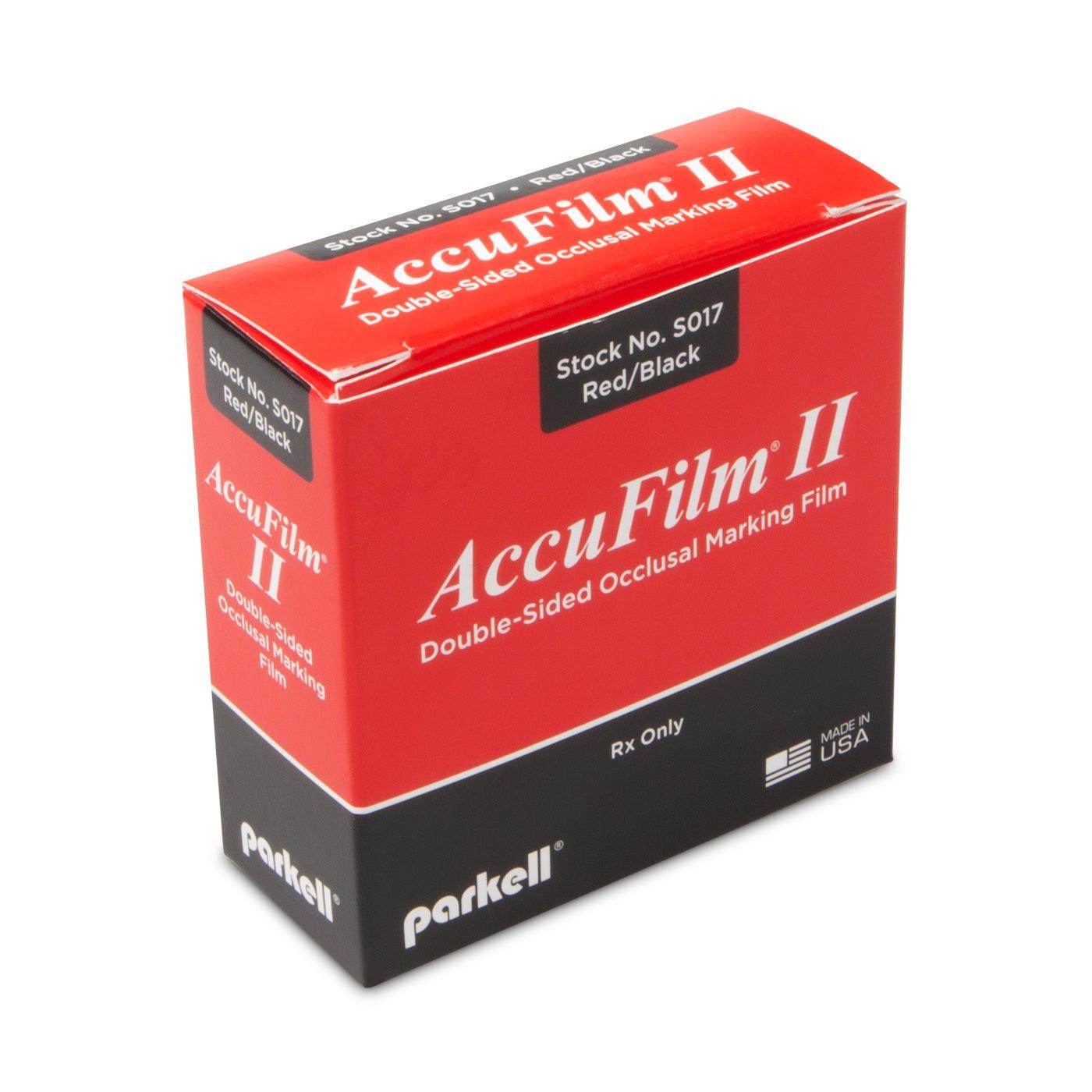 Dental Laser - Articulating Film - occlusal marking strips