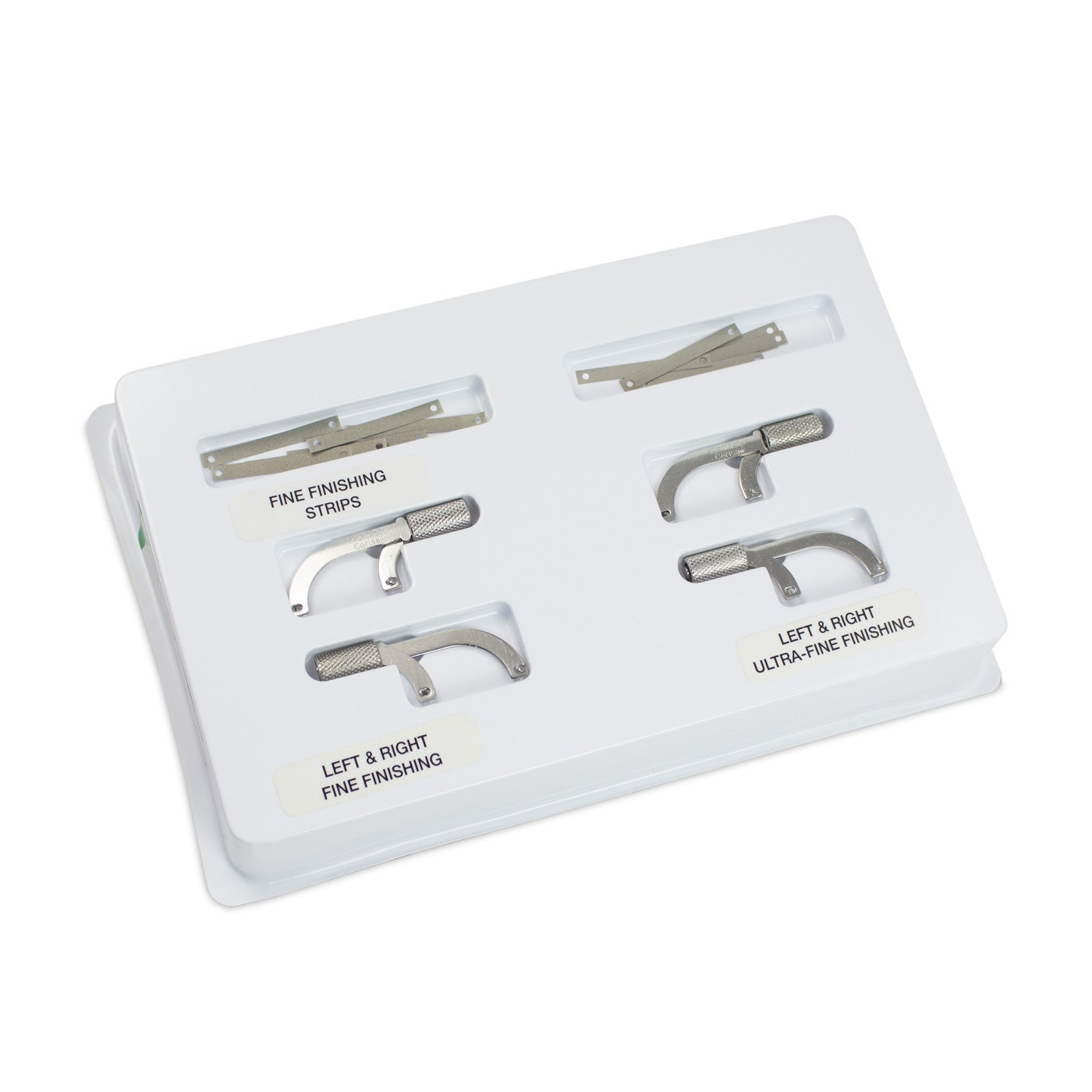 Dental Finishing Strips - Ceri-Sander Posterior Kit