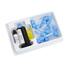 Dental Core Build-Up - White Fluoride Refill Kit