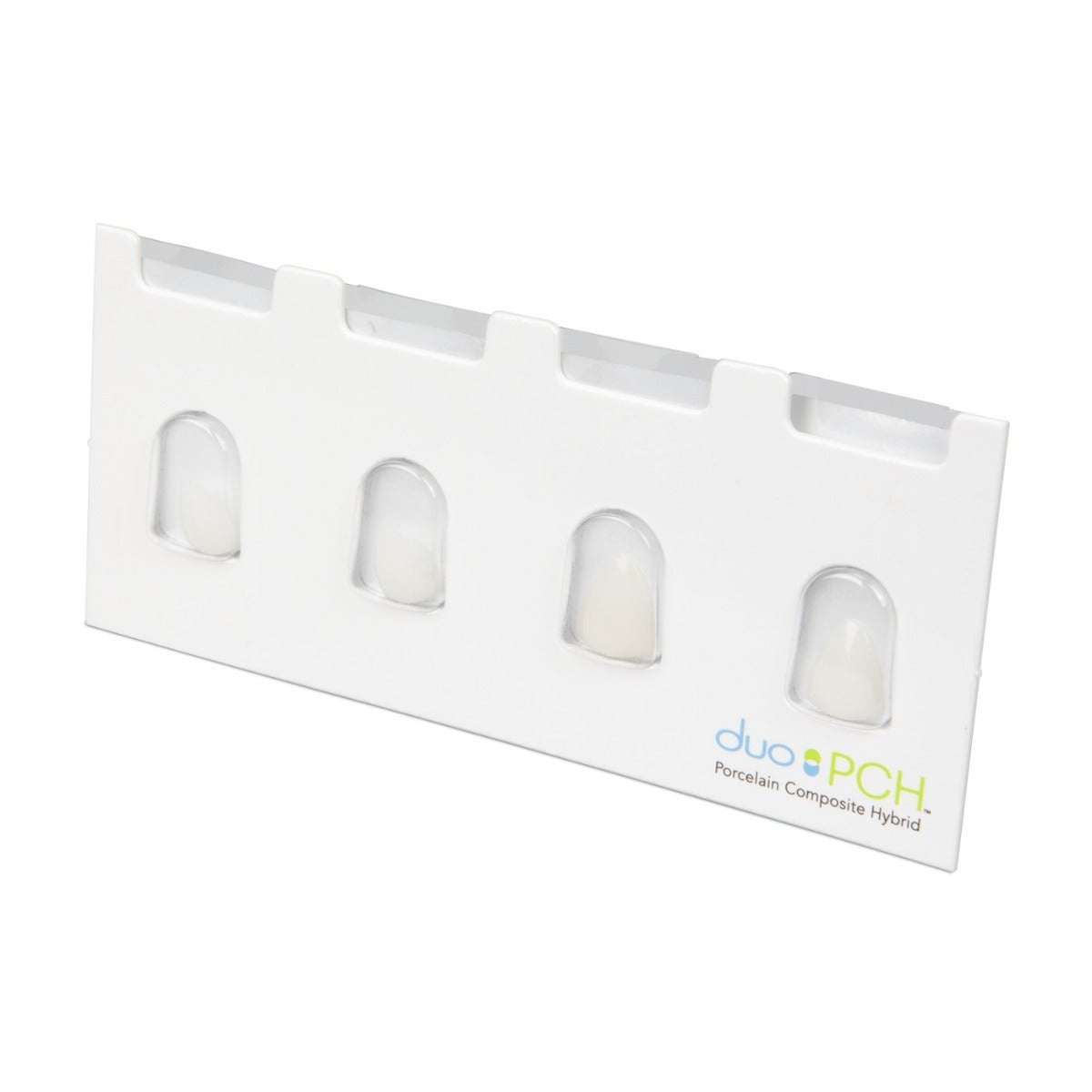 Duo PCH - Extra Small Uppers Universal Bicuspids - B1 Standard Translucency