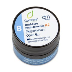 Dental Resin-Ionomer - Geristore B Paste A2