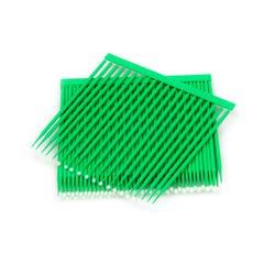 Dental Microbrush - Green Microbrushes