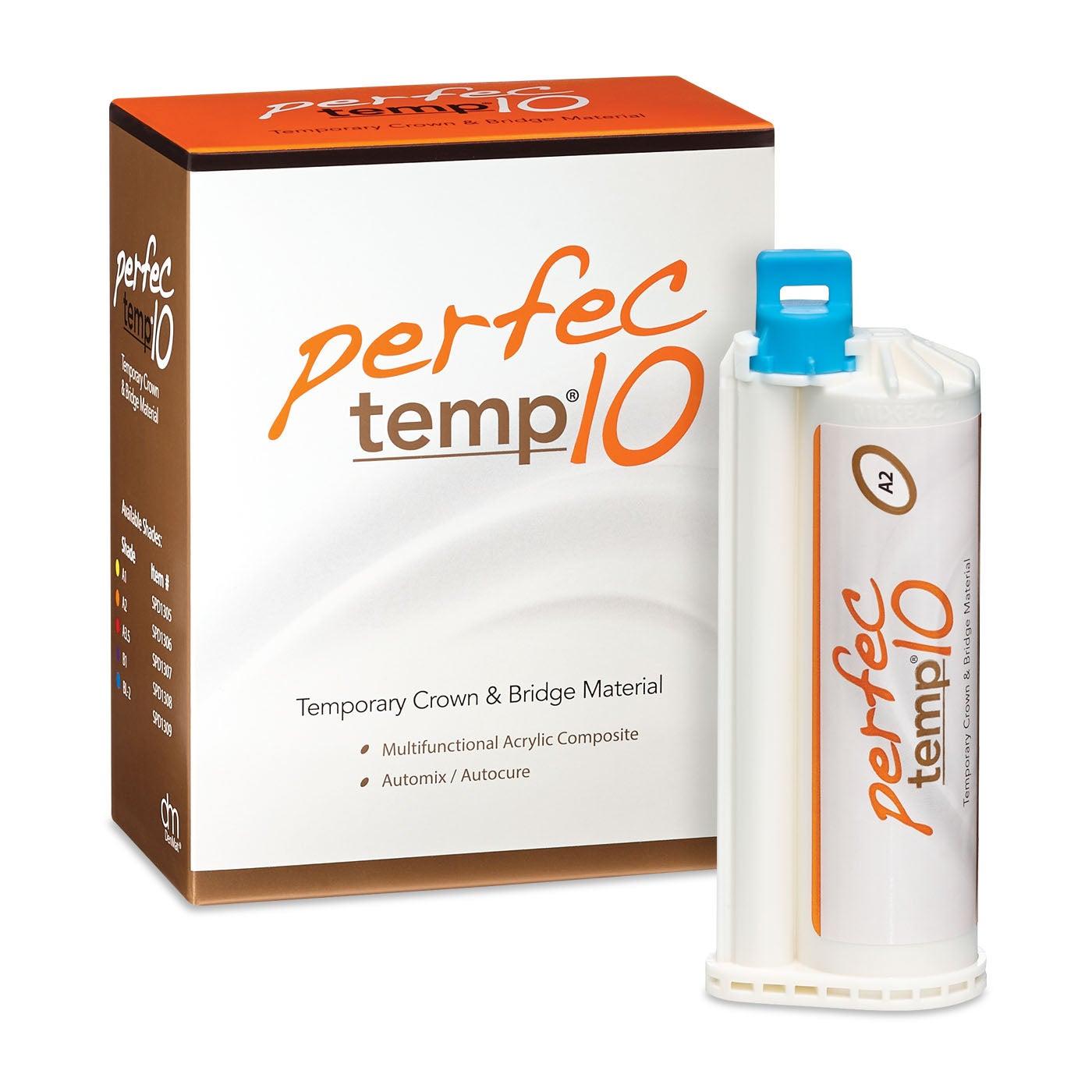 Dental Temporary Material - Perfectemp10 A2