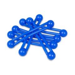Pro-Ties Dental Instrument Bundling System Blue