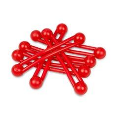 Pro-Ties Dental Instrument Bundling System Red