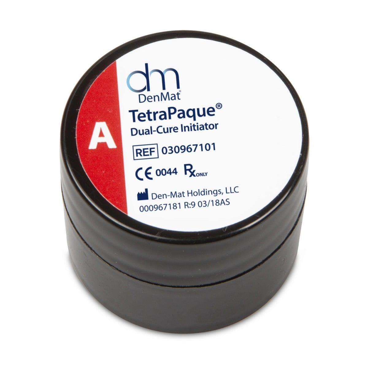 Dental Shade Modification - Tetrapaque Dual-Cure Initiator