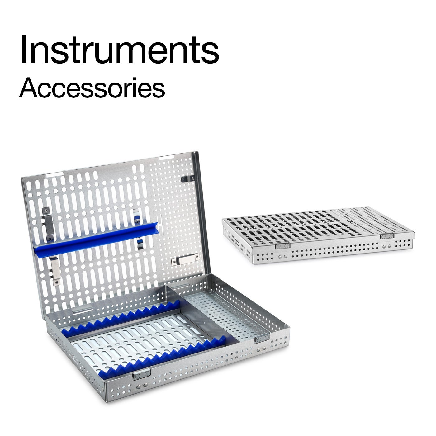 Carefully crafted by skilled professionals, DenMat's Hartzell® instrument accessories have maintained the same high standards of manufacturing excellence established by their founders in 1935.