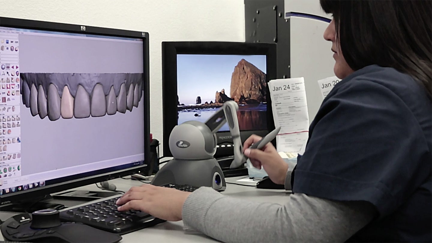 DenMat Dental Lab offers an array of restorative dental solutions and easily accepts intraoral scans