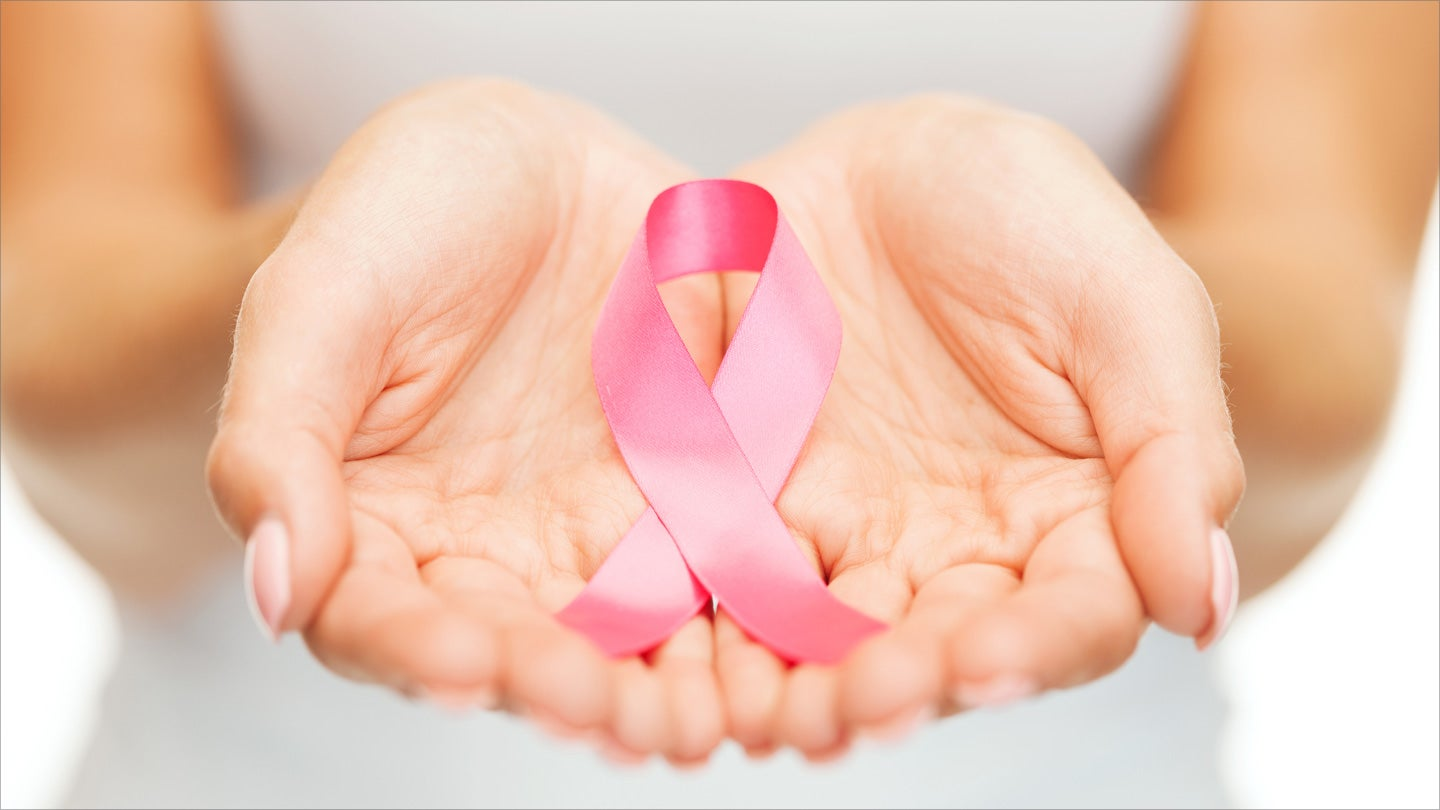 DenMat donates to the National Breast Cancer Foundation during its annual Breast Cancer Awareness Month