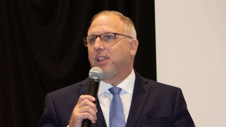 Barry Trexler, DenMat VP Sales and Marketing