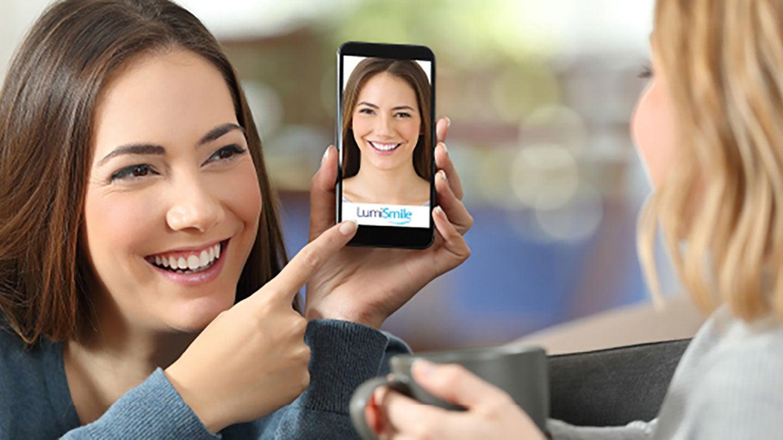 LumiSmile Mobile App