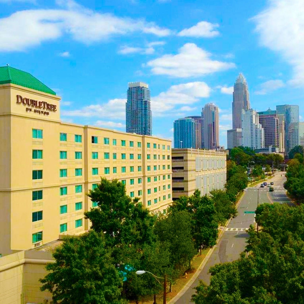 Double Tree by Hilton Charlotte - Charlotte, North Carolina
