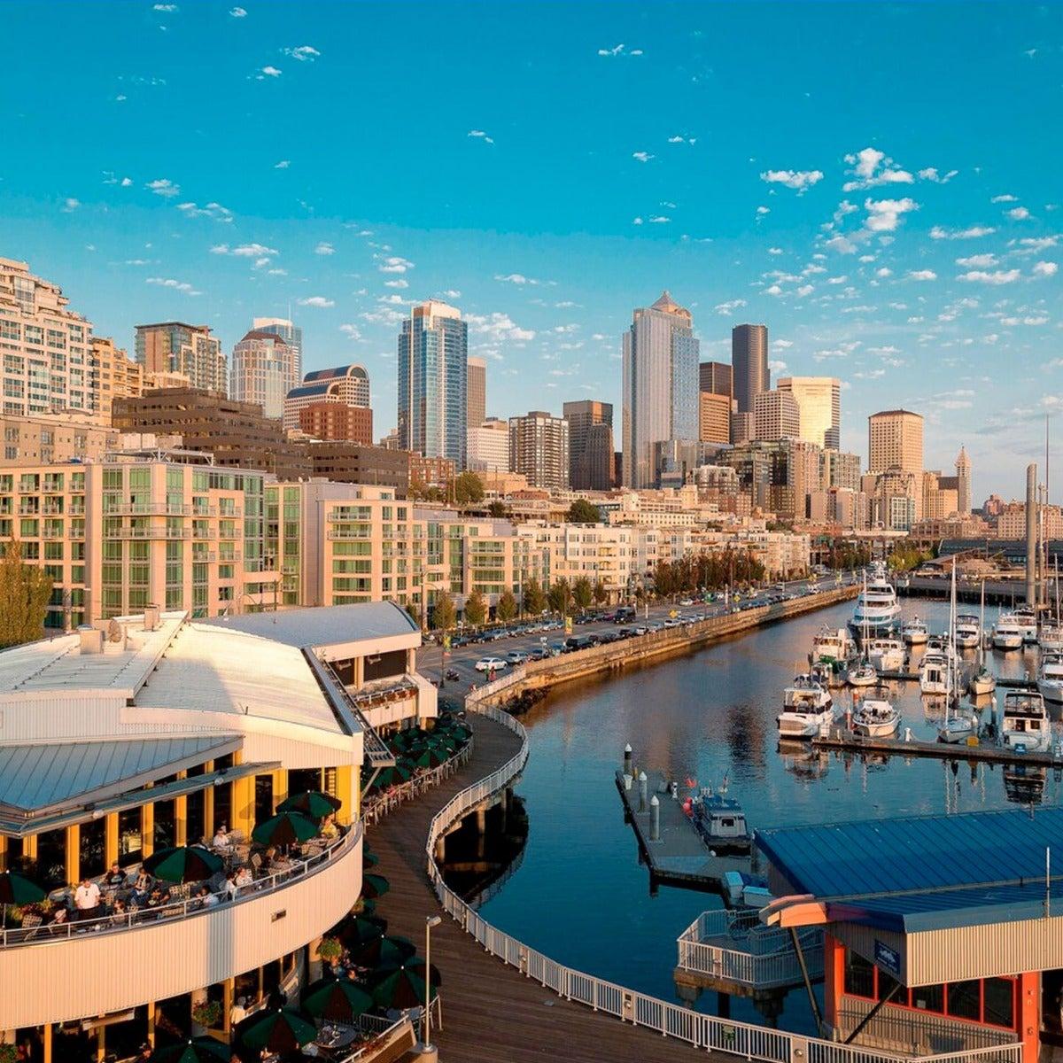 Seattle Marriott Waterfront - Seattle, Washington