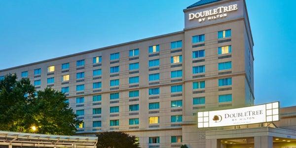DoubleTree by Hilton Hotel Charlotte