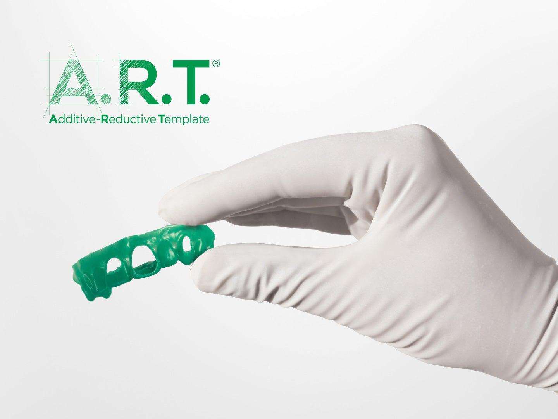 The DenMat ART template is the key to minimally invasive dental restoration