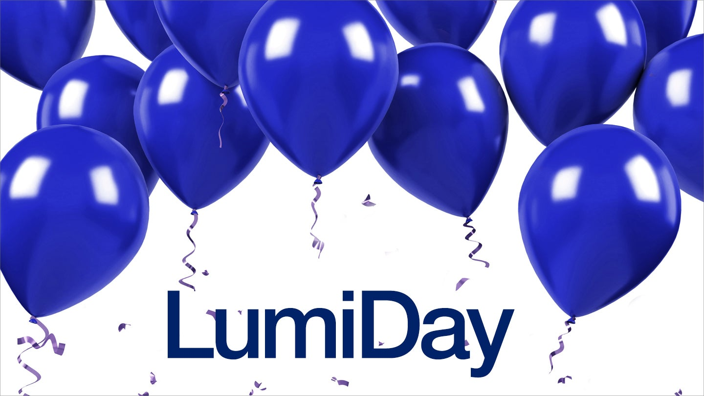 LumiDay - LumiSmile promotion at your office