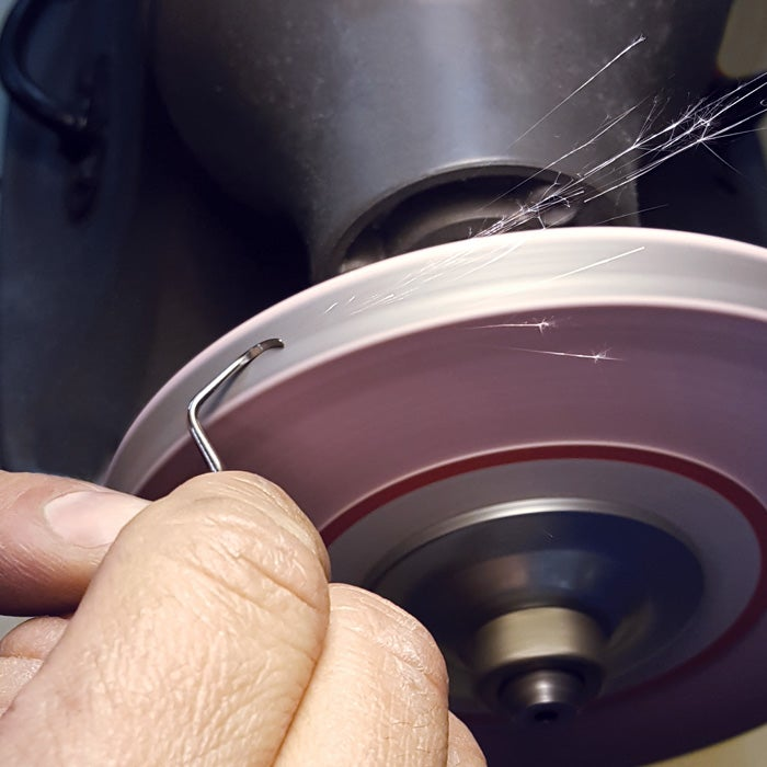 Hartzell Instrument Sharpening Services