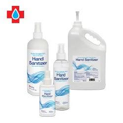 Hand Sanitizer 6-Pack (5.0oz)